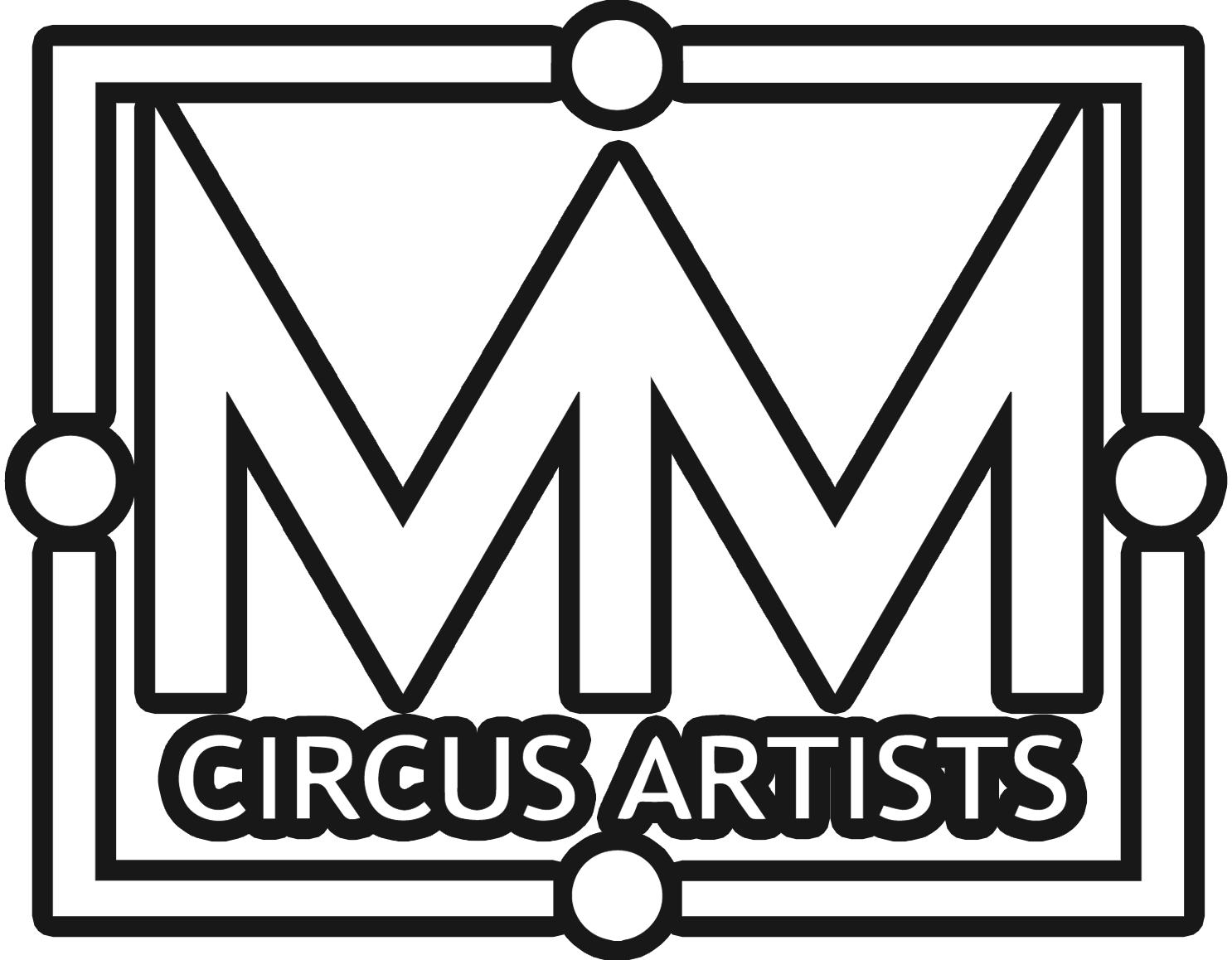 Circus Artists - M&M